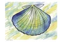 Underwater Shell 1 Fine Art Print