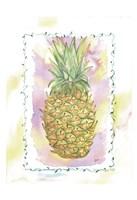 Pinapple Paradise Fine Art Print