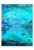 Abstract Waves Fine Art Print