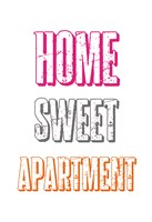 Sweet Apartment Fine Art Print