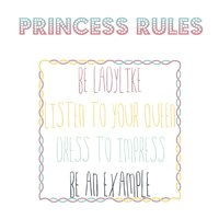 Little Princess Fine Art Print