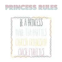 Princess In Training Fine Art Print