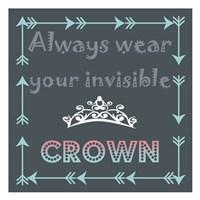 Wear Your Crown Fine Art Print