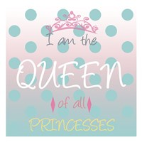 Princess Queen Fine Art Print