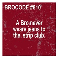 Bro Code 810 Fine Art Print