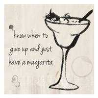 Have A Margarita Fine Art Print