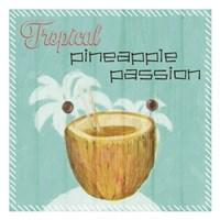 Pineapple Passion Fine Art Print