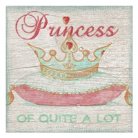 Princess 2 Fine Art Print