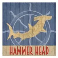 Hammer Head Fine Art Print