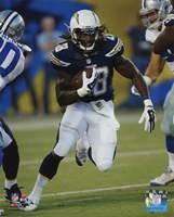 Melvin Gordon 2015 Action Fine Art Print