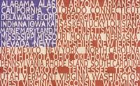 US Flag Fine Art Print