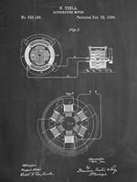 Alternating Motor D Fine Art Print