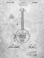 Banjo A Fine Art Print