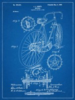 Bicycle B Fine Art Print