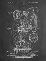 Bicycle D Fine Art Print