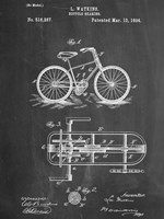 Bicycle E Fine Art Print