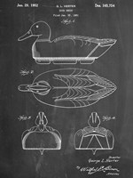 Duck Decoy Fine Art Print