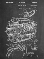Jet Engine Fine Art Print
