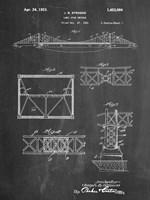 Long Span Bridge Fine Art Print