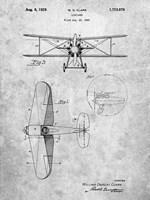 W.D. Clark Plane A Fine Art Print