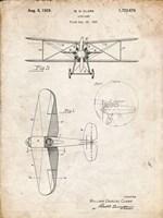 W.D. Clark Plane C Fine Art Print