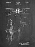 W.D. Clark Plane D Fine Art Print