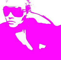 Niki Pink Fine Art Print