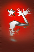 Passion In Red Fine Art Print