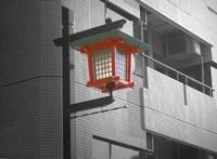 Tokyo Street Light Fine Art Print
