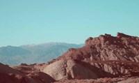 Death Valley Mountains Fine Art Print
