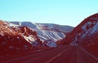 Death Valley Road Fine Art Print