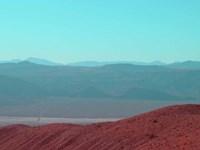 Death Valley View 4 Fine Art Print