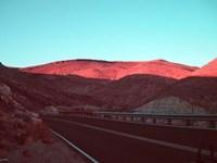 Death Valley Road 4 Fine Art Print