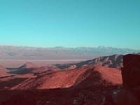 Death Valley View 1 Fine Art Print