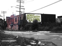 Detroit Soup Kitchen Fine Art Print