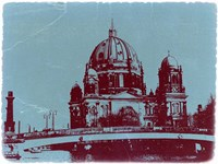 Berlin Cathedral Fine Art Print