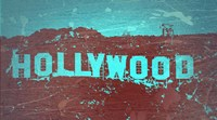 Hollywood Sign Fine Art Print
