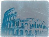 The Coliseum Fine Art Print