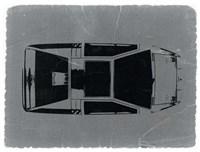 1972 Maserati Boomerang Fine Art Print