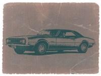 Chevy Camaro Fine Art Print