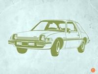 My Favorite Car 1 Framed Print
