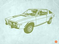 My Favorite Car 2 Framed Print