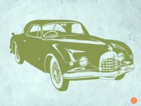 My Favorite Car 4 Framed Print