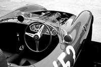 Ferrari Cockpit 1 Fine Art Print