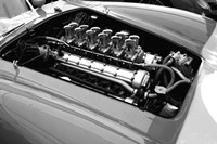 Ferrari Engine Fine Art Print