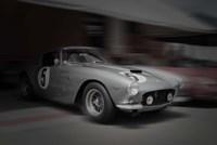 Ferrari 250 GTB Before The Race Fine Art Print