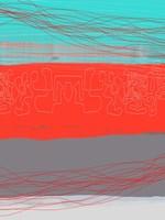 Aquatic Breeze 3 Framed Print