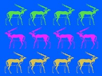 Safari 10 Fine Art Print