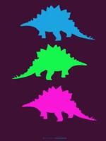 Dinosaur Family 9 Fine Art Print