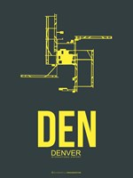 DEN Denver 1 Fine Art Print